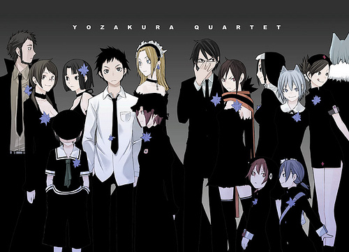 Group of quartet